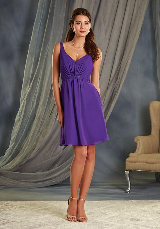 Alfred Angelo Bridesmaid Collection 7366S Bridesmaid Dress photo