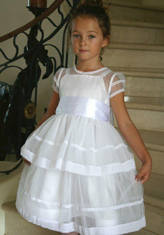 Isabel Garretón Magic Flower Girl Dress photo