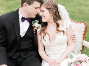 Laura Kristovensky (28 and a senior account executive for a communications agency) and Robert (Rob) Cavello (29 and a legal worker for a federal court