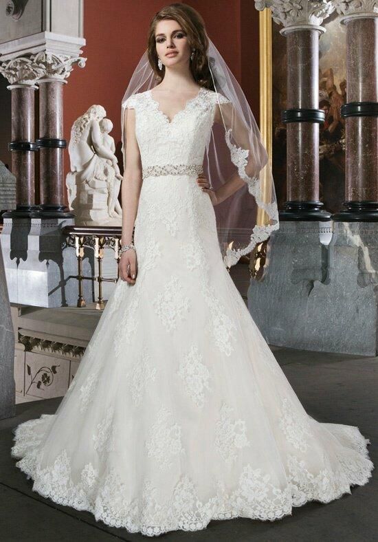 Justin Alexander 8703 Wedding Dress photo