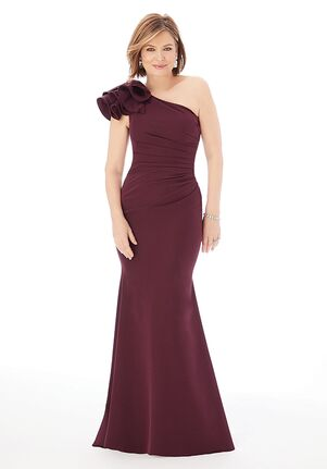 MGNY 72235 Blue,Red Mother Of The Bride Dress