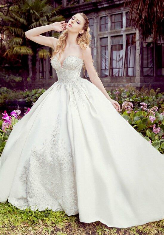 Ysa makino kym56 wedding dress the knot for Ysa makino wedding dress