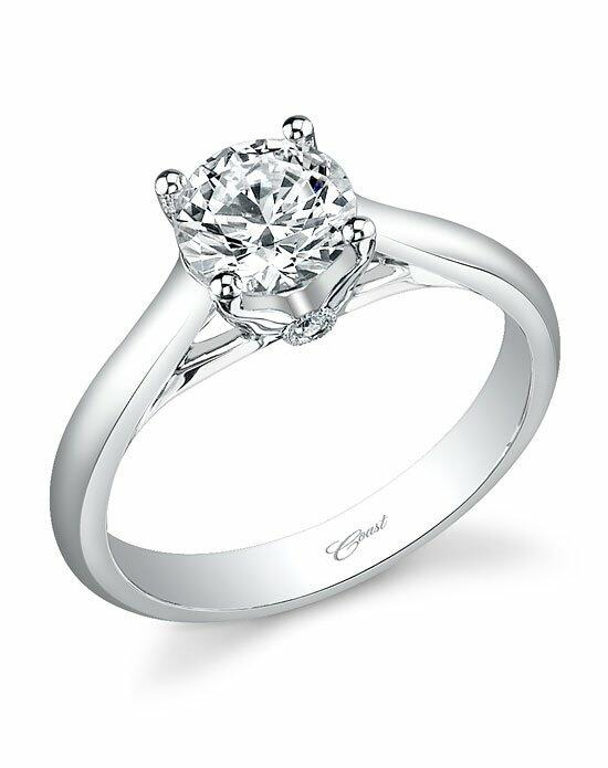 Coast Diamond Romance Collection - LC5207 Engagement Ring photo