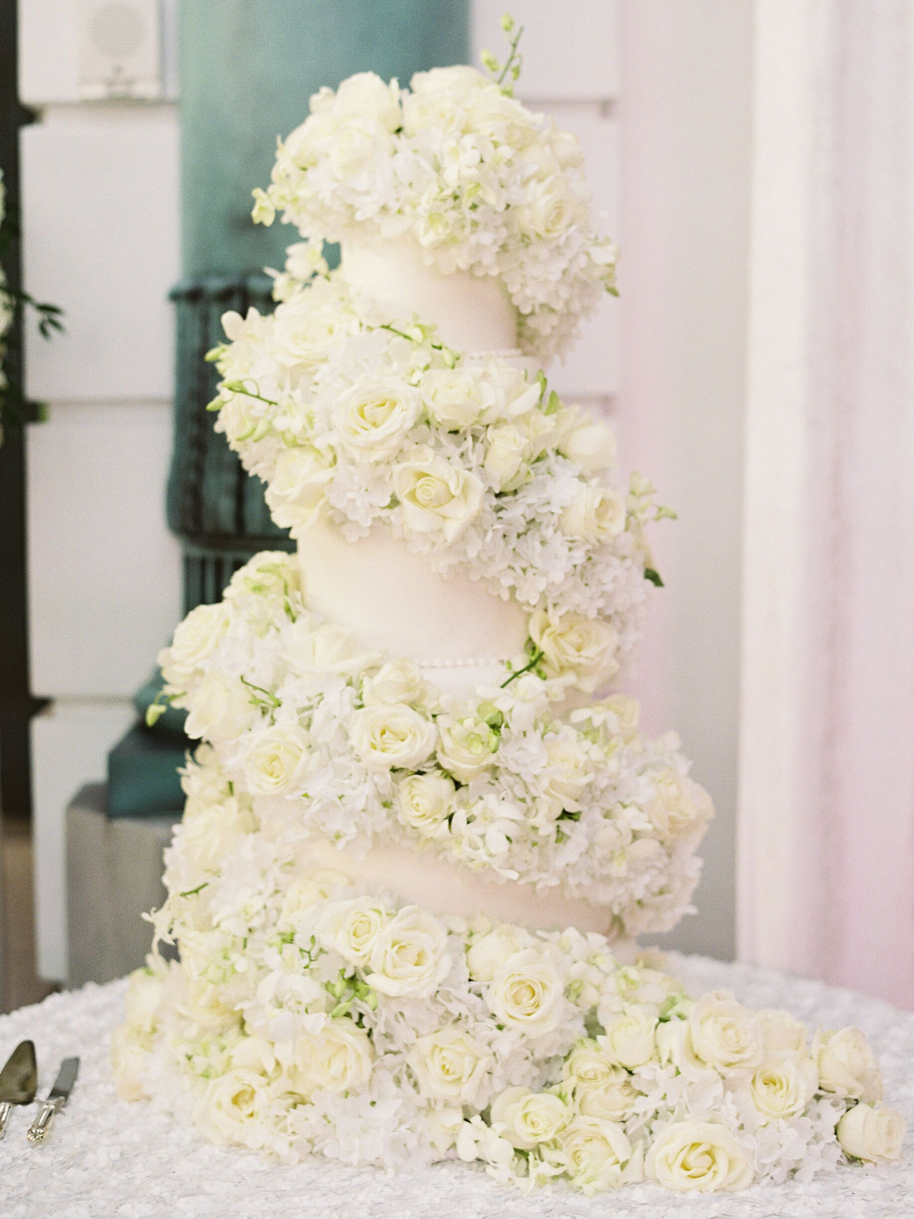 The Most Elegant Wedding Cakes We Ve Ever Seen