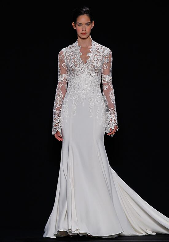 Mark Zunino for Kleinfeld 136 Wedding Dress photo