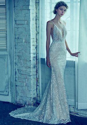Calla Blanche LA8104 Jessica Sheath Wedding Dress