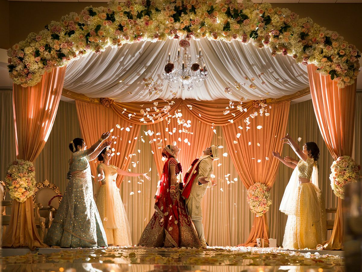 9 Things To Expect When Attending Your First Indian Wedding