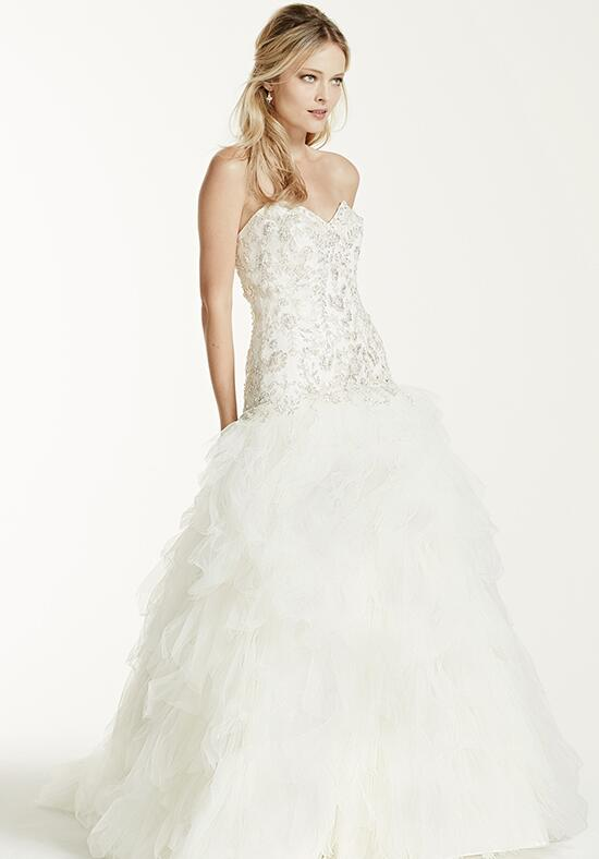 David's Bridal David's Bridal Collection Style V3665 Wedding Dress photo