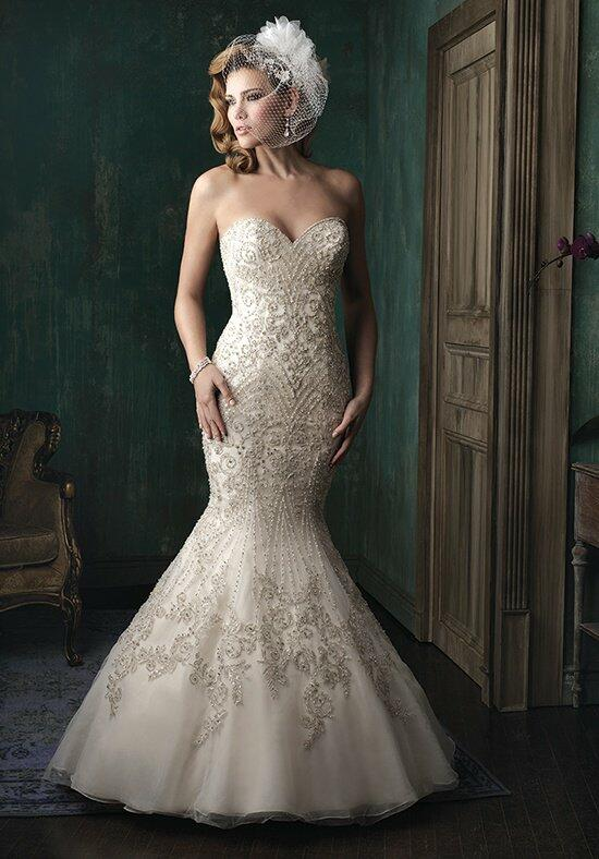 Couture Wedding Dresses Brigg : Allure couture c wedding dress photo