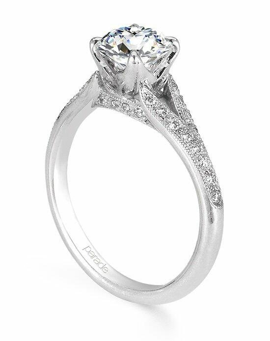 Parade Design Style R2524 from The Hera Collection Engagement Ring photo