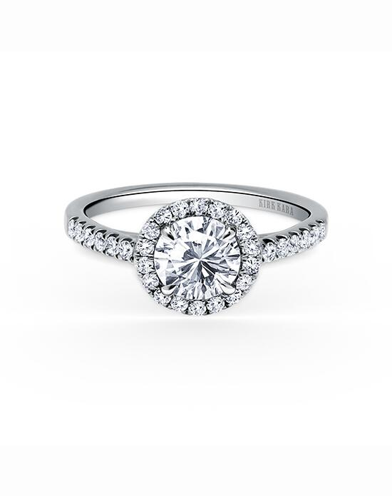Kirk Kara Carmella Collection K184R65R Engagement Ring photo