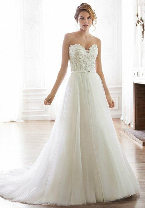 Maggie Sottero Enza Wedding Dress photo