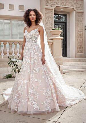 Jasmine Couture T232072 A-Line Wedding Dress