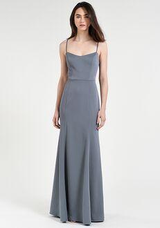 Jenny Yoo Collection (Maids) Aniston Square Bridesmaid Dress