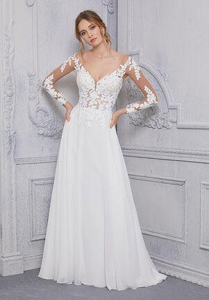 Morilee by Madeline Gardner/Blu Coraline A-Line Wedding Dress
