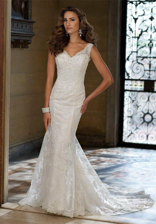 David Tutera for Mon Cheri 213246 Catalina Wedding Dress photo