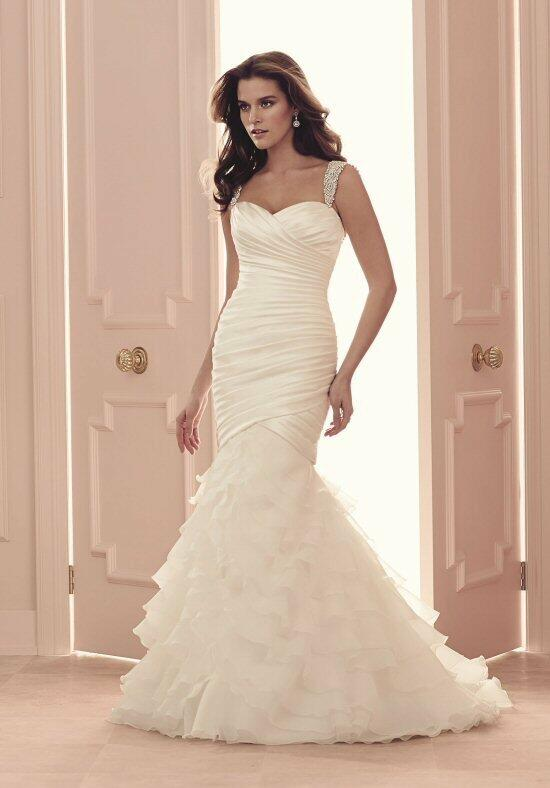 Paloma Blanca 4516 Wedding Dress photo