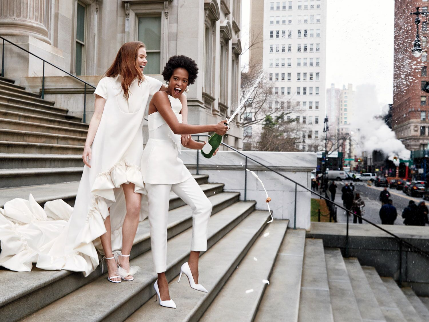 25 Chic Courthouse Wedding Dresses To Make It Official
