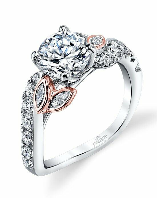 Parade Design Style R3523 from the Lyria Bridal Collection r Engagement Ring photo