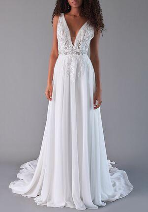 Louvienne Elodie Mermaid Wedding Dress