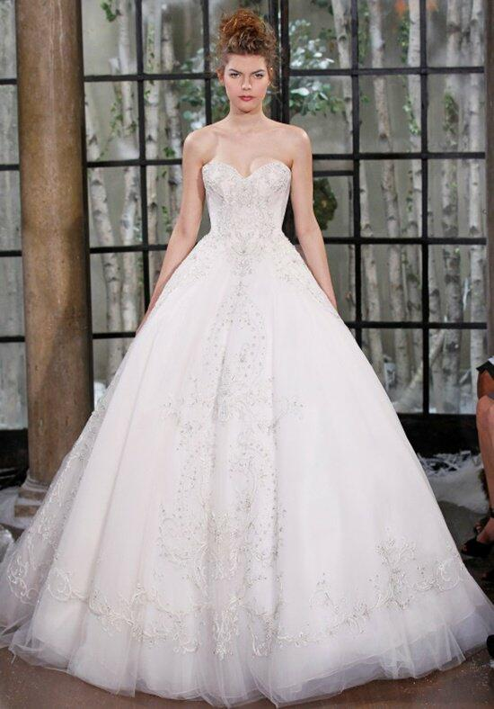 Ines Di Santo Parma Wedding Dress photo