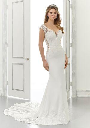 Morilee by Madeline Gardner Anya Sheath Wedding Dress