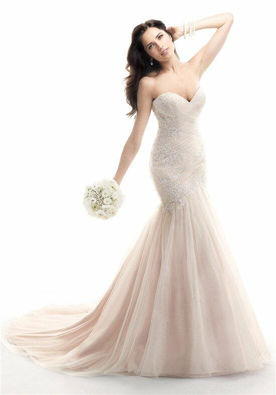 Maggie Sottero Haven Wedding Dress photo