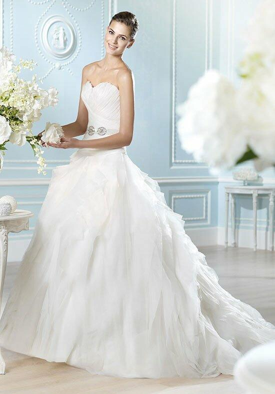 ST. PATRICK Glamour Collection - Arosa Wedding Dress photo