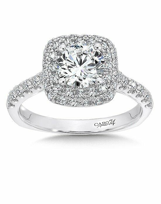 Caro 74 CR615W Engagement Ring photo