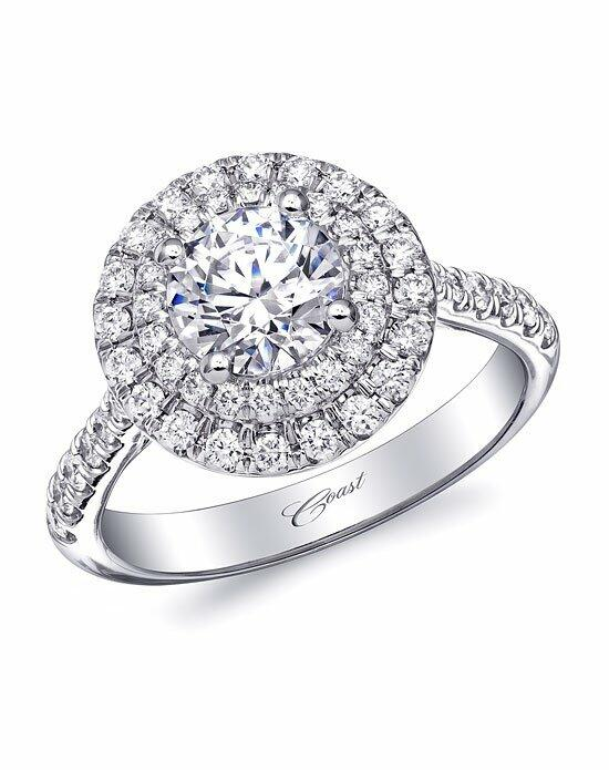 Coast Diamond Charisma Collection - LC10107 Engagement Ring photo