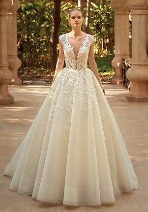 Demetrios 200126 Ball Gown Wedding Dress