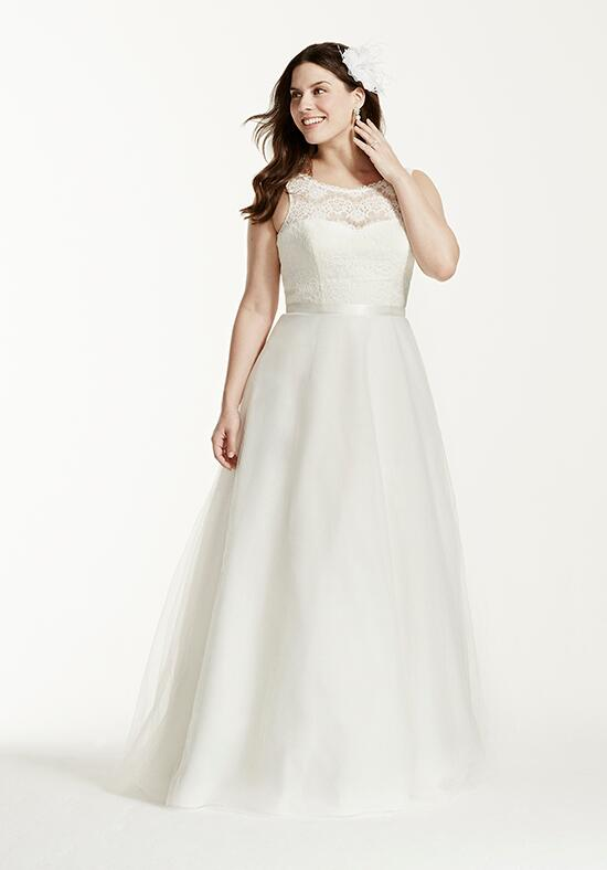 David's Bridal David's Bridal Collection Style 9WG3711 Wedding Dress photo