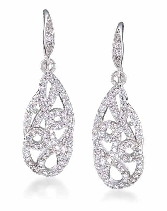 Carolee Jewelry 8038FW4123 Wedding Earrings photo