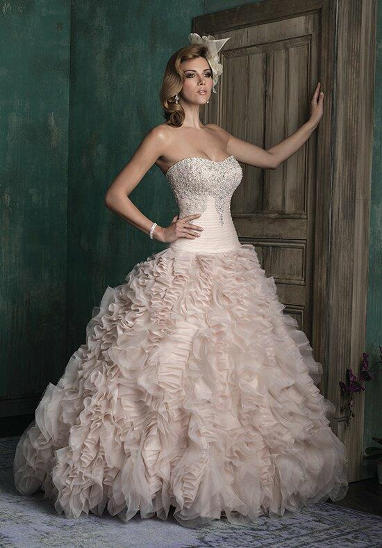 Allure Couture C347 Wedding Dress photo