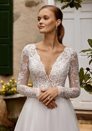 Sincerity Bridal 44274 A-Line Wedding Dress