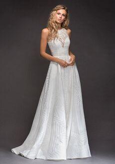 Hayley Paige 6812-Nirvana A-Line Wedding Dress