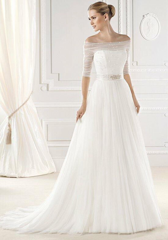 La sposa esien wedding dress the knot for Wedding dresses the knot