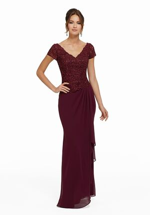 MGNY 72022 Blue,Red Mother Of The Bride Dress