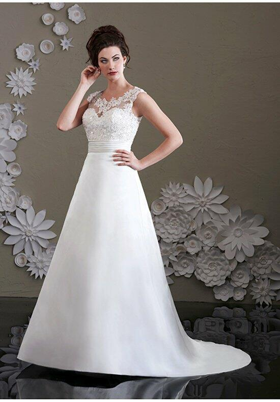 1 Wedding by Mary's Bridal 3Y394 Wedding Dress photo