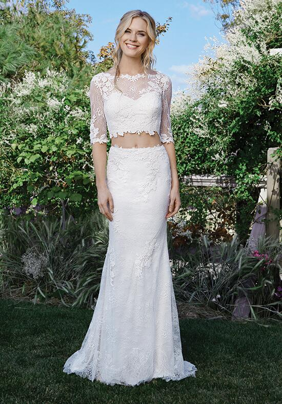Lillian West 6441 Wedding Dress photo