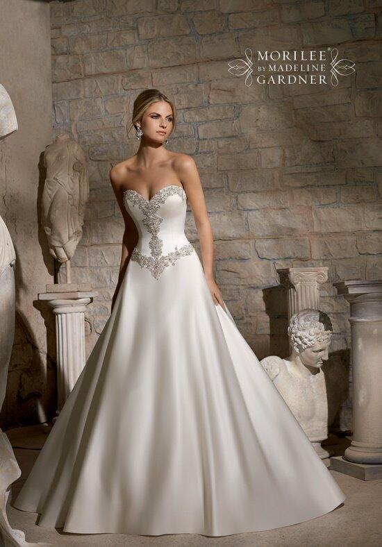 Mori lee by madeline gardner wedding dresses for Madeline gardner mori lee wedding dress