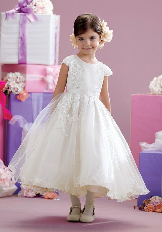 Joan Calabrese by Mon Cheri 215347 Flower Girl Dress photo