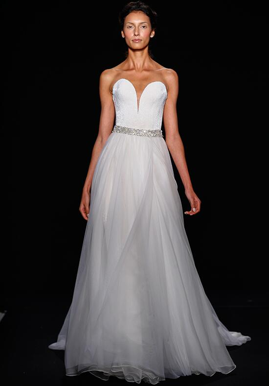 Mark Zunino for Kleinfeld 158 Wedding Dress photo