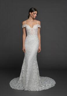 Lazaro Hanna/3953 Mermaid Wedding Dress