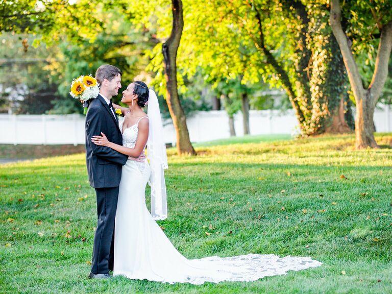 Wedding venue in Baltimore, Maryland.