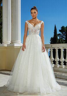 Justin Alexander 88117 Ball Gown Wedding Dress