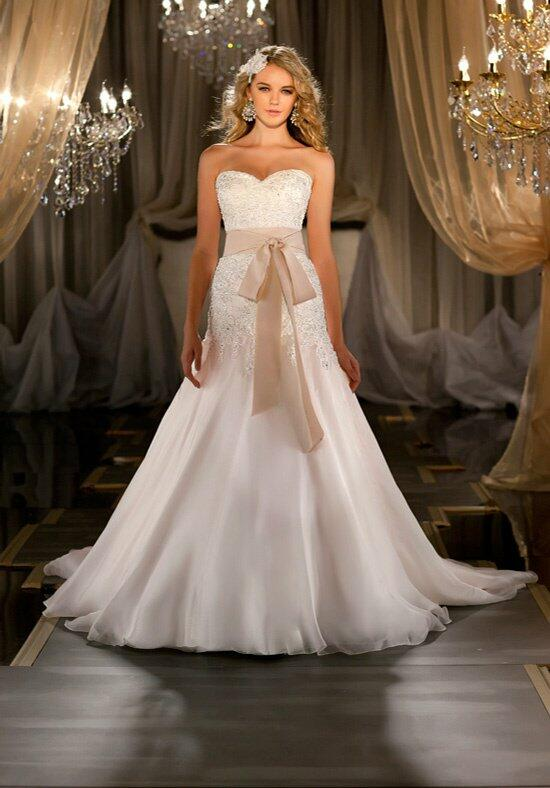 Martina Liana 411-3 Wedding Dress photo