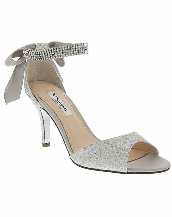 Nina Bridal VINNIE_SILVER-BLISS Wedding Shoes photo