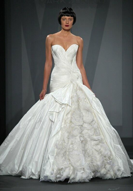 Mark Zunino for Kleinfeld 73 Wedding Dress photo