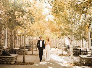 Matthew Breest and Katie Dabbs first met when they worked together at an international architecture firm in Denver. Katie was the publicist for the fi
